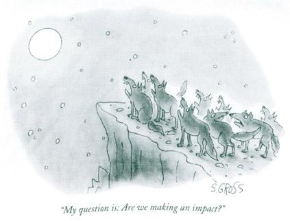 Measuring Impact of Social Media
